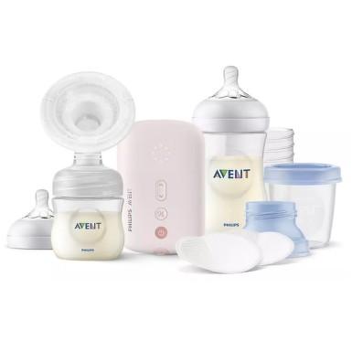 Odsávačka mateřského mléka Avent Single electric