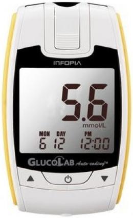 Glukometr GlukoLab
