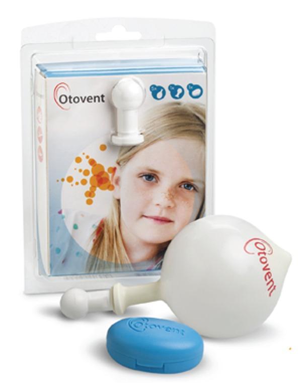 Otovent balonek na profukování uší