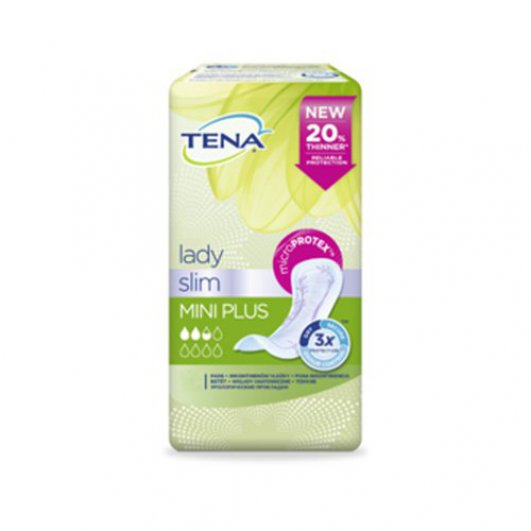 Inkont.vlož.TENA Lady Slim Mini Plus 16ks