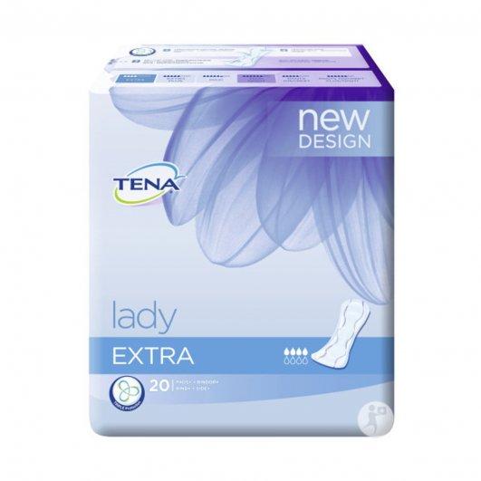 Vložky pro inkontinenci Tena Lady EXTRA, 20ks