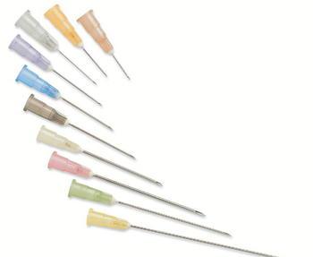 Injekční jehla 0,6×30mm modrá, 1ks