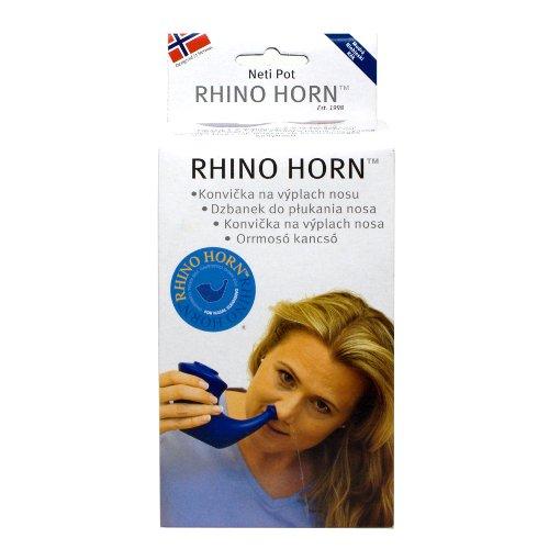 Rhino Horn Konvička na výplach nosu - modrá