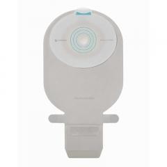 Sensura Mio - jednodílný sáček ileostomický, šedá barva, s otvorem 10 - 45 mm