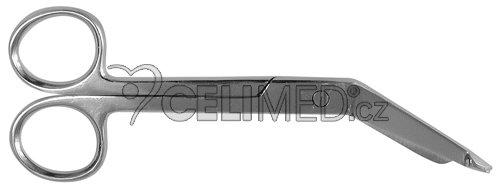 Nůžky obvazové 23cm