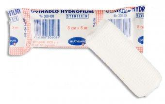 Obinadlo hydrofilní sterilní 8cm×5m
