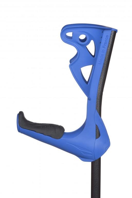 Berle francouzská Opti-comfort modrá