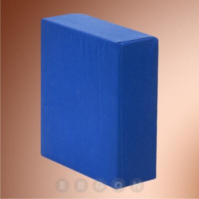 Rehabilitační kvádr sedací PURO 10 (40×40×12 cm)