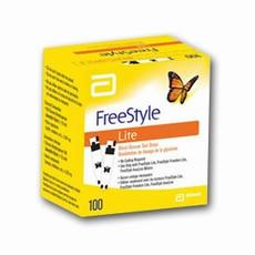 Testovací proužky FreeStyle Lite 50ks