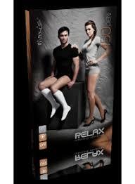 Podpůrné lýtkové punčochy Maxis Relax 150 DEN
