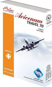 Avicenum Travel 70, podpůrné lýtkové punčochy