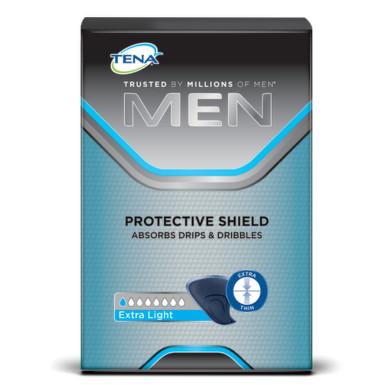 TENA Men Protective Shield - Inkontinenční vložky pro muže (14ks)